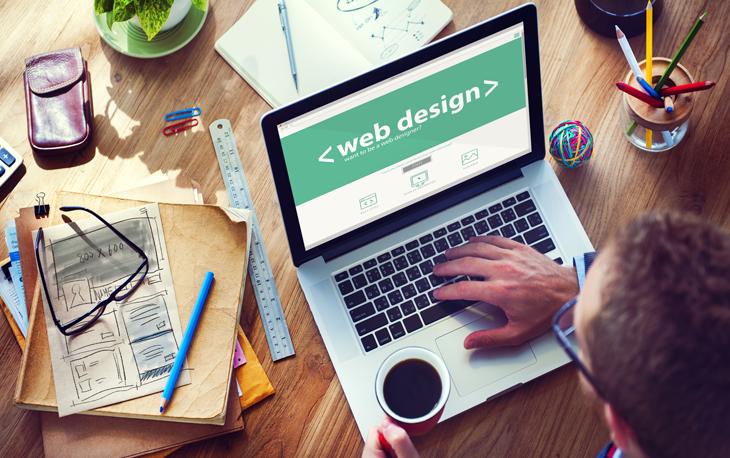 ما الذي يجب مراعاته عند تصميم المواقع ؟