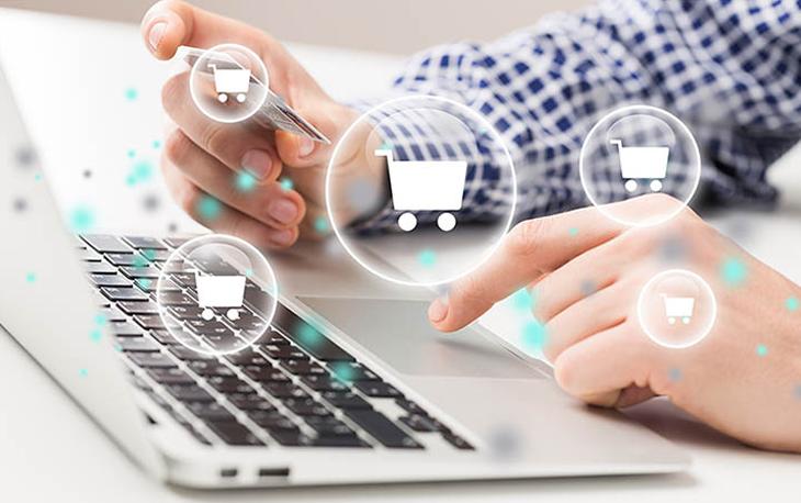 مبادئ التسويق في التجارة الإلكترونية